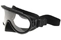 A-TAC® Elastic Strap Model, Firefighter Wildland Goggle with Quick Strap Elastic Adjustment and Nose Shield (510-WEN)