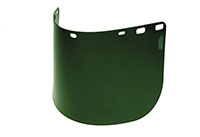 "8"" x 15 1/2"" x 0.060"" Shade 3 Welding Specialty Face Shield (IM9-P6F3)"