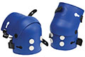 Knee Shield with No-Mar Mono-Pads and Adjustable Neoprene Straps (1000)