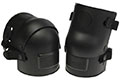 Knee Personal Protective Pad with Adjustable Straps (1010-EB)
