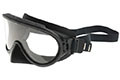 A-TAC® Elastic Strap Model, Firefighter Structural Goggle with Apec Lens and Nose-Shield (510-EN)