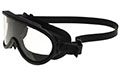 A-TAC® Silicone Strap Model, Firefighter Structural Goggle with Apec Lens (510-SL)